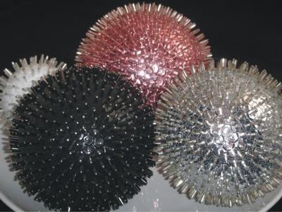 DIY♥Esfera Navideña Decorativa(adorno de mesa o colgante)