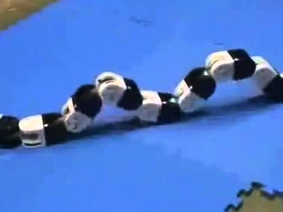 El robot gusano más avanzado del mundo