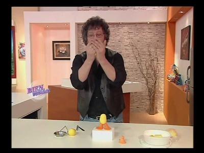Jorge Rubicce - Bienvenidas TV - Patito Bebé