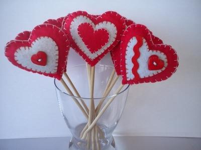 Manualidades para el 14 de Febrero | Dia de los enamorados | San Valentin
