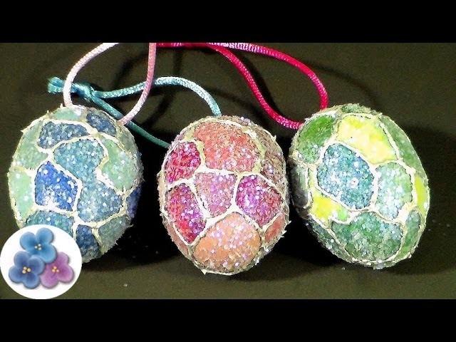 Navidad como hacer esferas navide as adornos navide os - Como hacer decoraciones navidenas ...