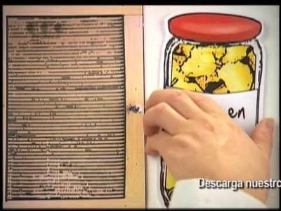 """Piña en almíbar [""""Revista del Consumidor TV"""" 18.6]"""