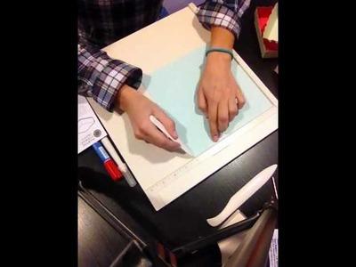 Scoring Board, Martha Stewart,  www.mielylimon-crafting.com