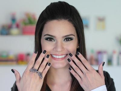 Tutorial:  Diseño de uñas con acabado matte - Elu González