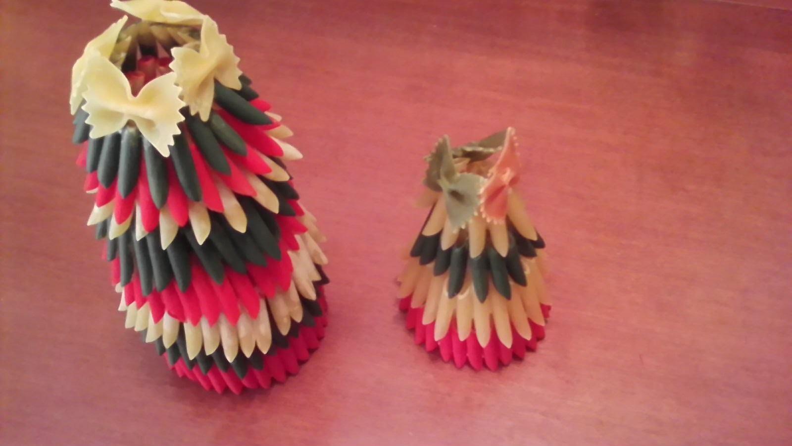Árbol de navidad con pastas ❄ Navivlog 2014 ❄