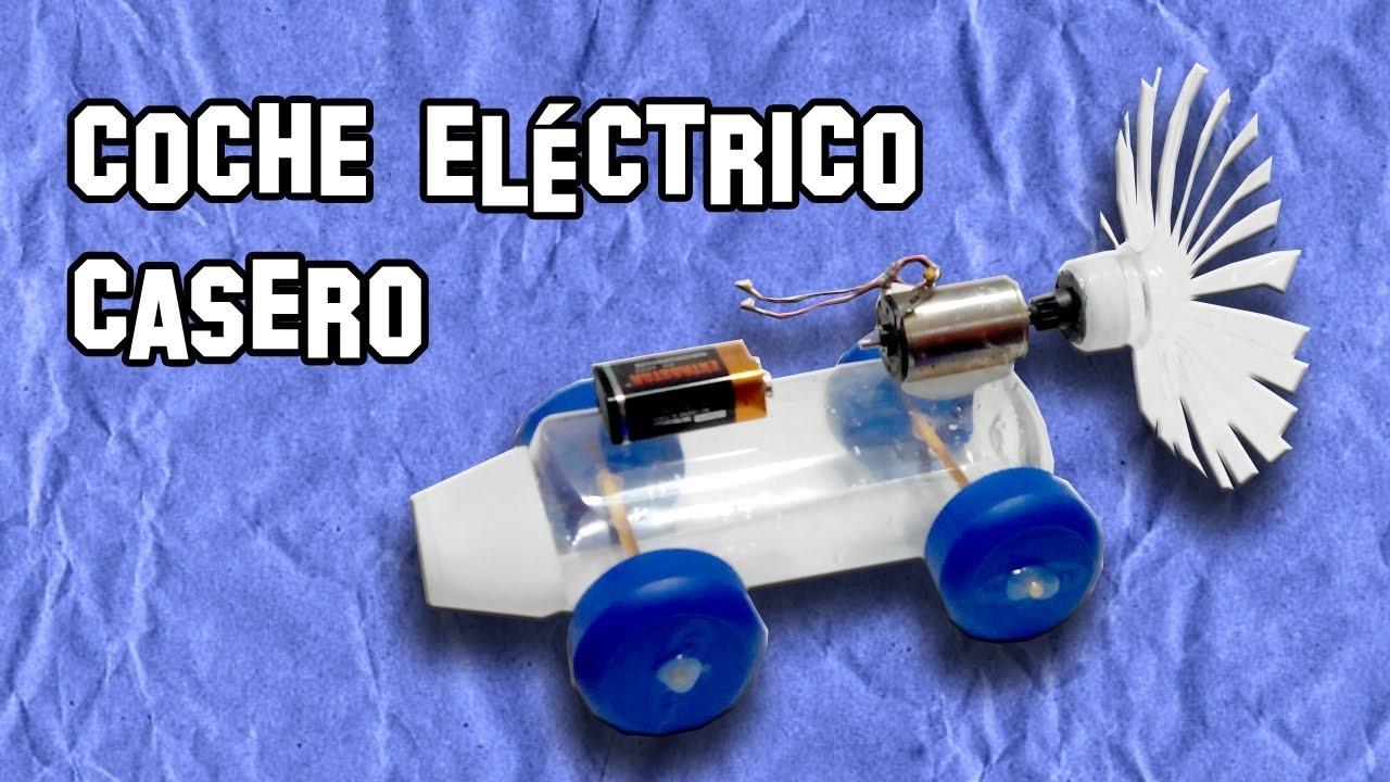 Como Hacer un Coche Eléctrico Casero   How to Make a Homemade Electric Car