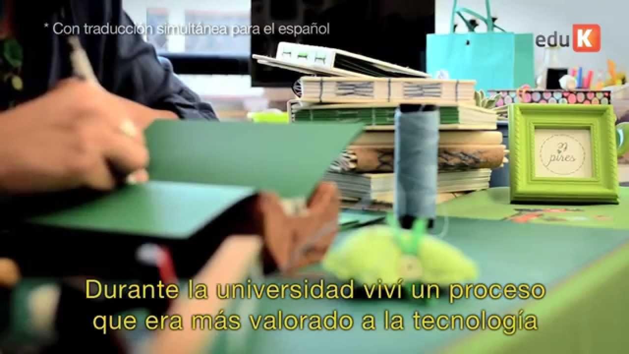 Curso online de Encuadernación manual artística con patrones creativos   eduK.com.mx