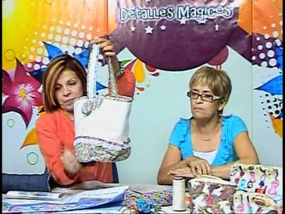 Detalles Magicos con Mimiluna invitada Vilma de Melendez parte 1