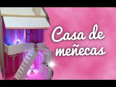 Manualidades: Casita Para Muñecas - JuanCarlos960