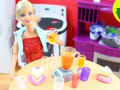 Manualidades para muñecas: Haz  vasos, tazas y jarras para tus muñecas - EP 742