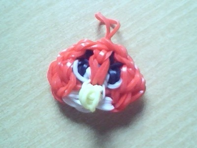 ♥ Tutorial: angry bird rojo de gomitas ♥