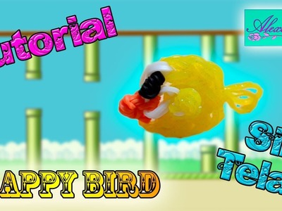 ♥ Tutorial: Flappy Bird de gomitas (sin telar) ♥