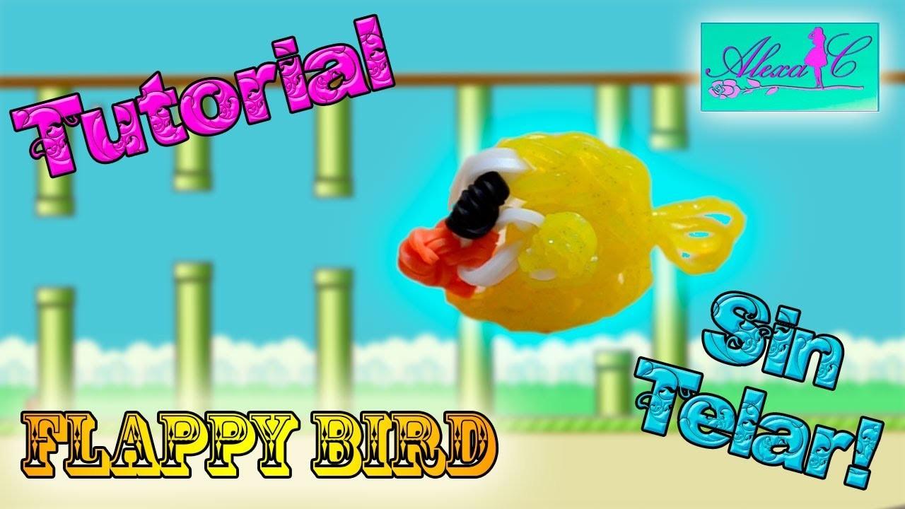 ♥ Tutorial: Flappy Bird de gomitas (sin telar) ♥