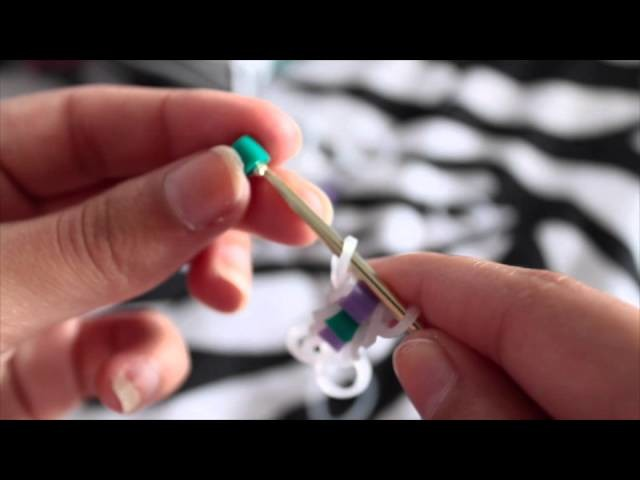♥ Tutorial: Pulsera de Hama Beads y Gomitas ♥