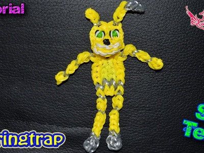 ♥ Tutorial: Springtrap de gomitas de Five Nights at Freddy's (sin telar) ♥