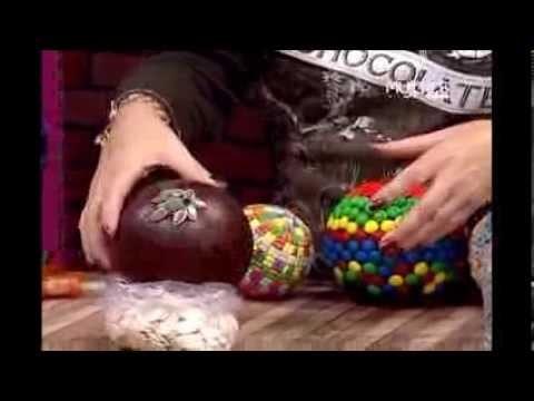 Cómo hacer Adornos con Semillas (METVC)
