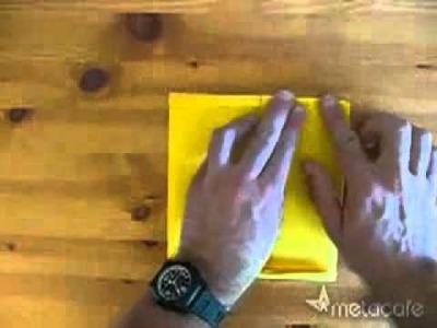 Como hacer una billetera en 2 minutos