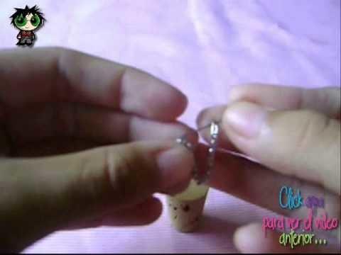 Crafts Harry Potter: Luna's necklace. Collar de Luna Lovegood (Amuleto anti Nargles) @xoOlexiitOo