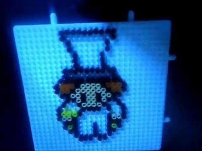 DIY Alice in Wonderland Hama Beads Mini