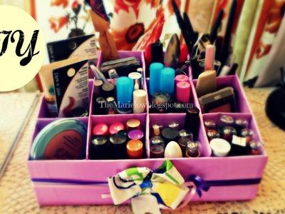 .:: DIY Caja Organizadora Multiusos ::. (Fácil.bonita.rápida) [Reciclaje]