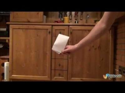 Hacer un estallido con una hoja de papel
