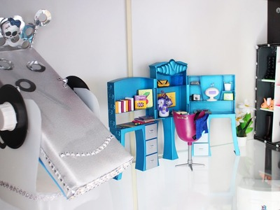 Manualidades: Mis cosas para muñecas - 1era parte