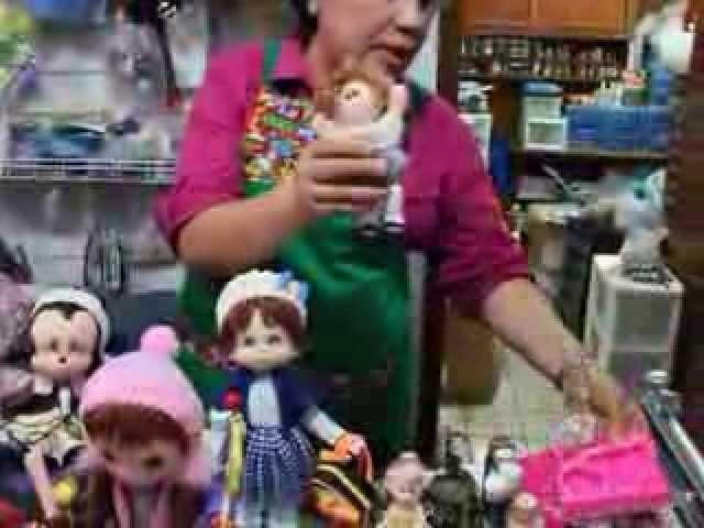 Migajón Artístico y Lulú Mendoza en la Expo Manualidades y Navidad 2013