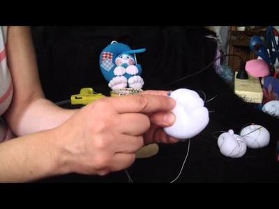 Muñecos soft. bebé en luna paton 1.2. proyecto 80