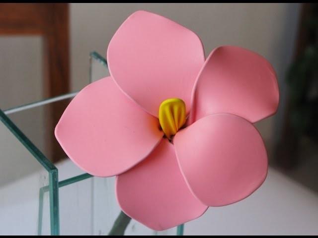 Cómo hacer una flor con globos - Manualidades para todos