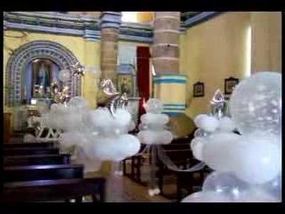 Decoracion con globos todo tipo de eventos y fiestas