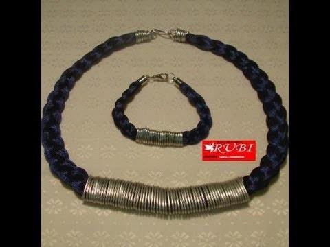 Diy.Collar de moda.Necklace