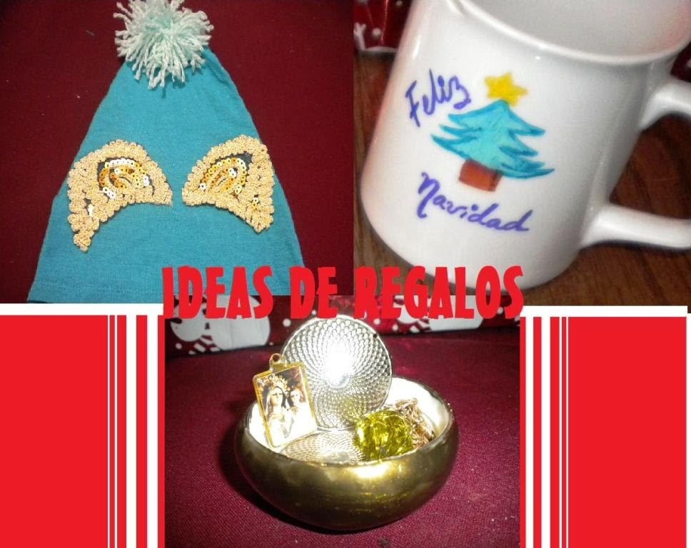 ❅ ❄ Ideas de Regalos Navideños | Easy & Affordable DIY Christmas Gifts Ideas ☃  ♬