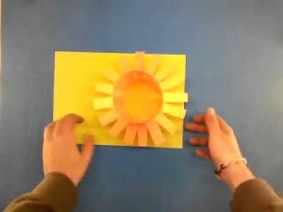 Manualidades: cómo hacer un farolillo de papel