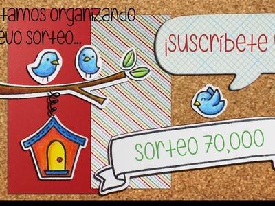 Nuevo SORTEO INTERNACIONAL Scrapbook MUY PRONTO *New Give Away* Pintura Facil