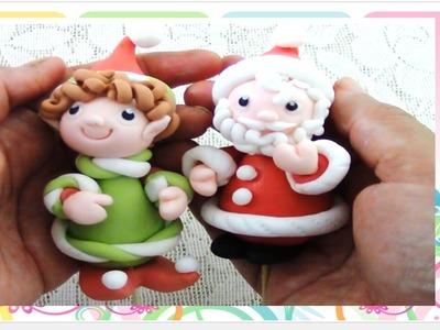Santa Claus Papá Noel paso a paso