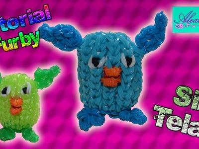 ♥ Tutorial: Furby de gomitas en 3D (sin telar) ♥