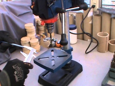 Tutorial: unión de tubos de cartón