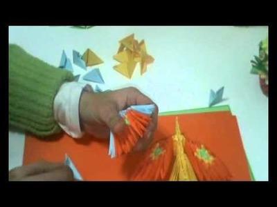 2ªparte mariposa origami 3D_xvid