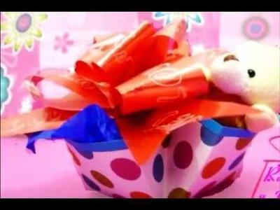 Cajita Bon Bon. Regalo Original. Fácil+Rápido http:.j.mp.caja-bonbon