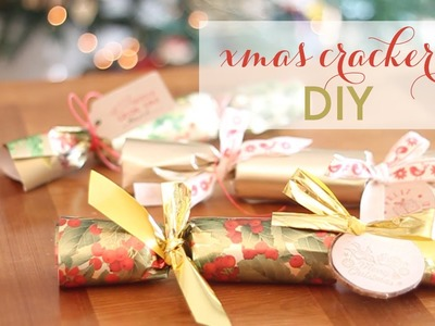 DIY navideño: Christmas Crackers