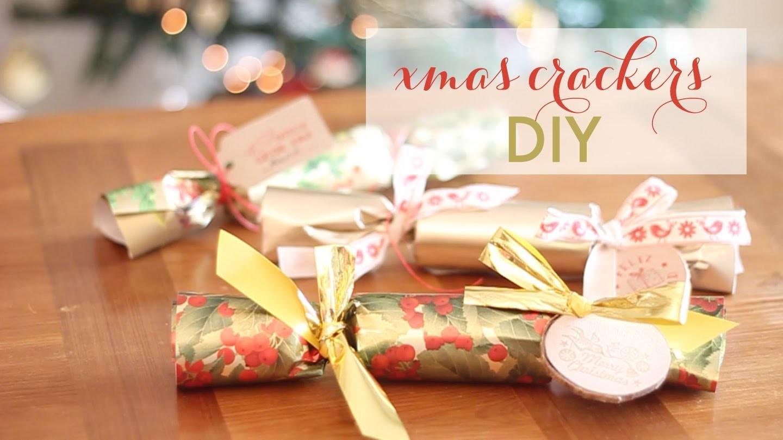 DIY navideño: Christmas Crackers