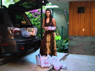 Evita contaminar con bolsas de plastico
