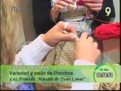 La belleza y el arte de tejer con Luz Araneda