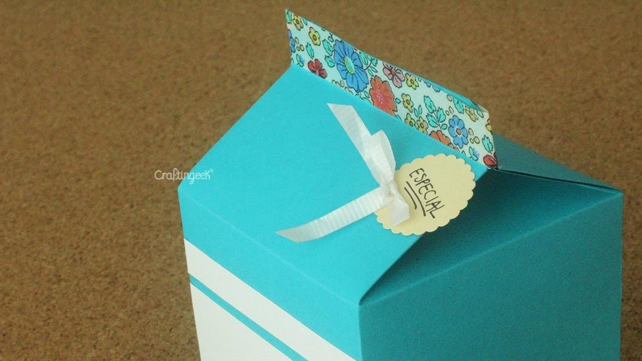 Lechita box: ¡Caja para regalo!   (14 de Feb)