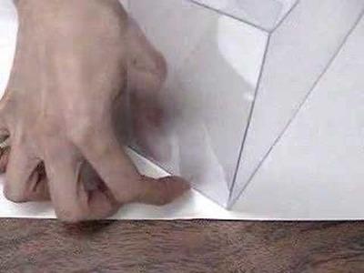 Pegado de cajas de acetato con Kola Loka WWW.MOLDESALE.COM