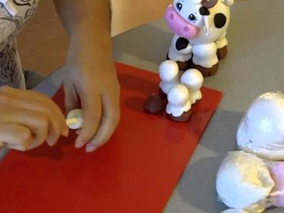 Porcelana Fria: Vaquita (1de2)