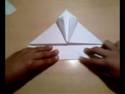 Tutorial- el mejor avion de papel