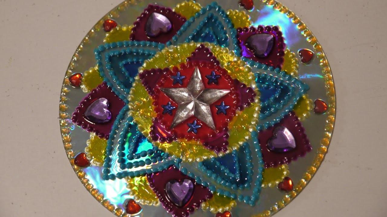 20 ideas creativas para reciclar cds y dvds my crafts and - Ideas creativas para reciclar ...