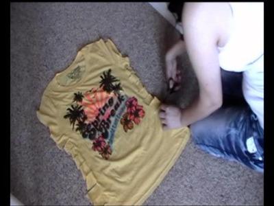 Como Cortar una Blusa
