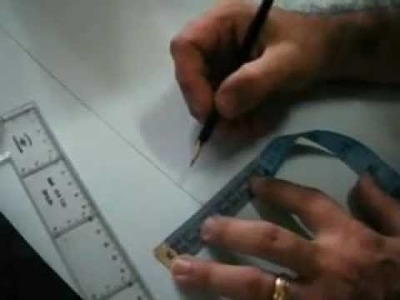 Como hacer un bolso parte 2 (moldes)